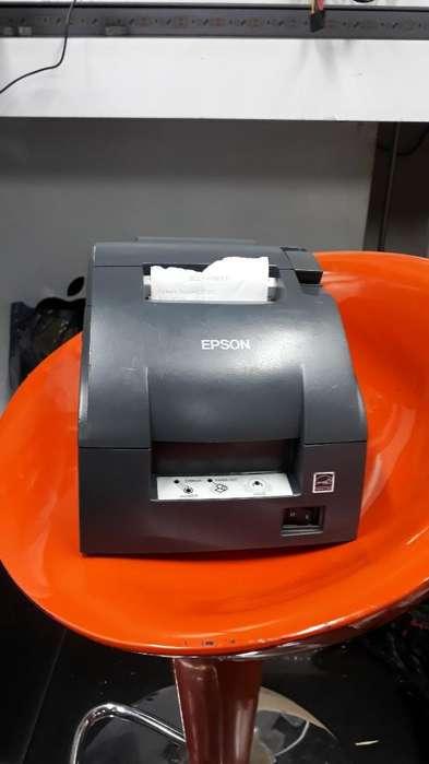 <strong>impresora</strong> Epson Tmu-200d, Buen Estado