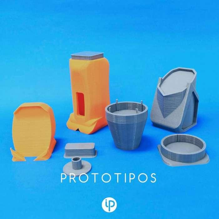 Imprime tus ideas en 3D