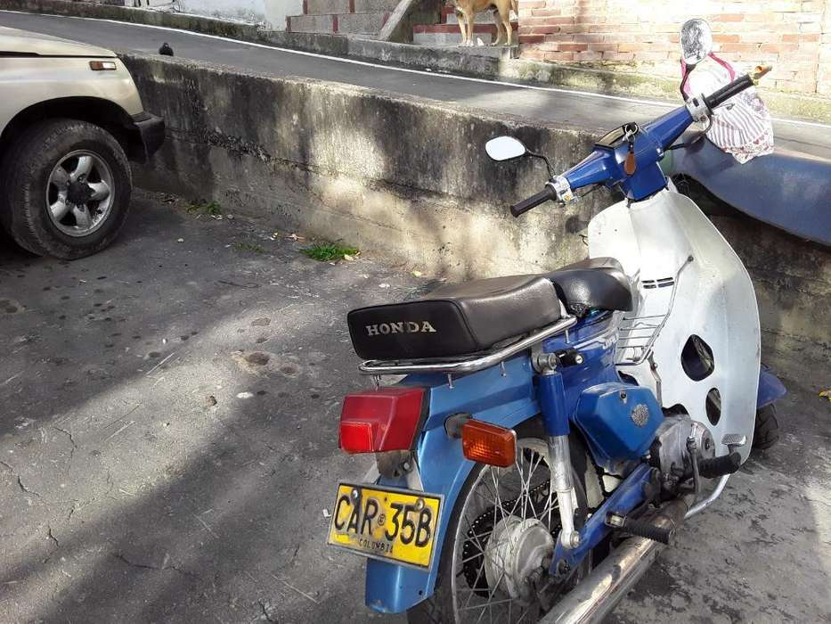 Vendo Moto Jaling C90