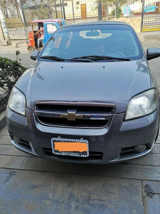 Chevrolet Aveo 2012 - 115000 km
