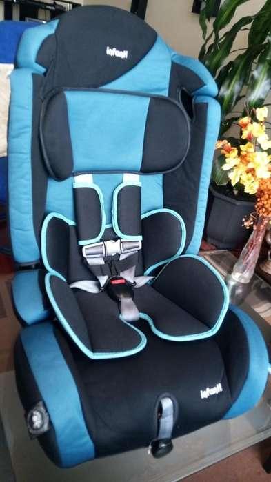 Se vende silla para carro de bebes