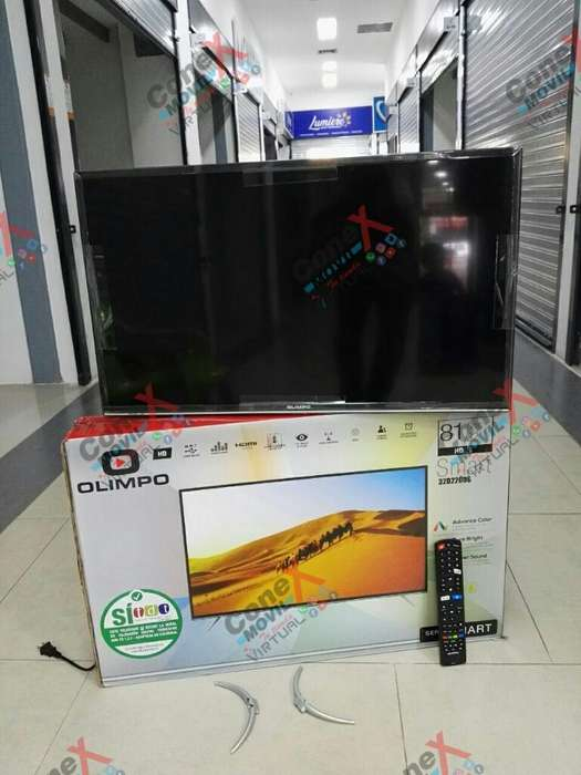 <strong>televisor</strong> Hd Olimpo