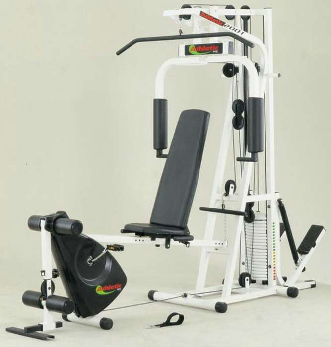 Gym Atletyc 2001 Advance Tel 59621887