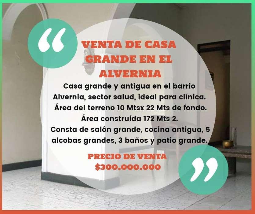 ALVERNIA, VENTA DE CASA GRANDE