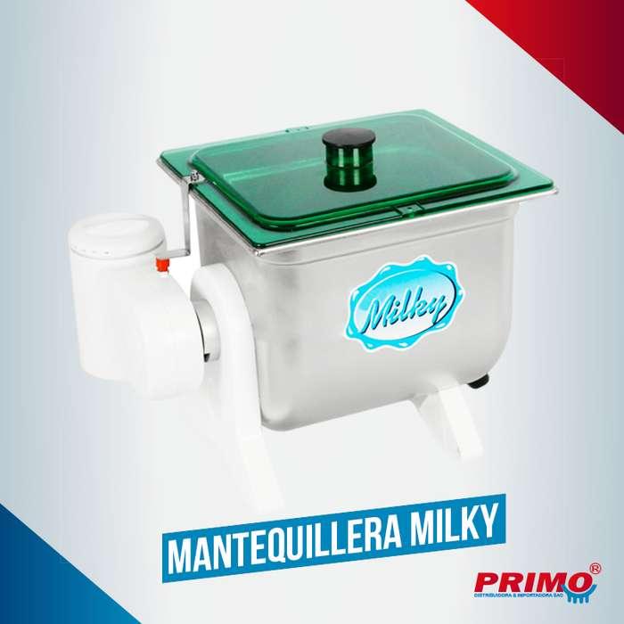 MANTEQUILLERA ELÉCTRICA MILKY FJ 10 Producto con Garantia 100