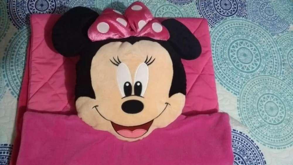 Cobertor Minnie Original Disney