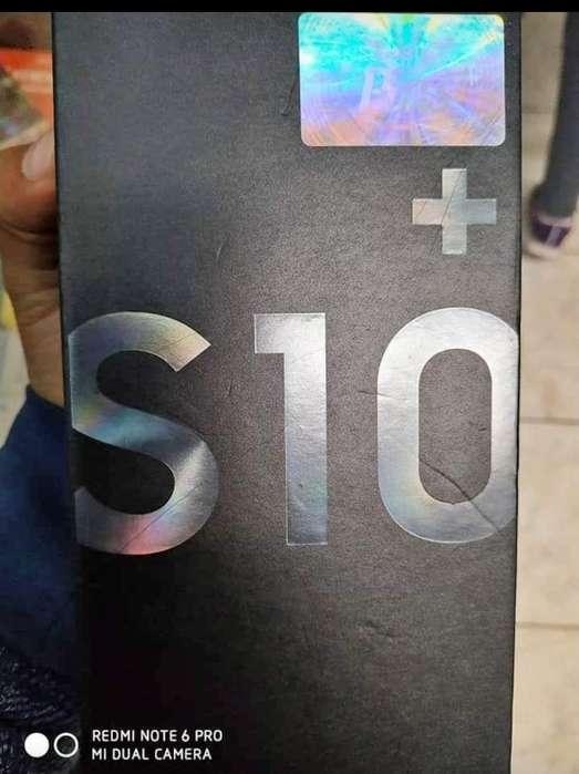 Samsung Galaxy S10 Plus 128gb 9.5 de 10