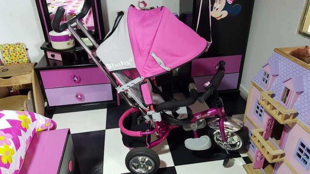 Coche Triciclo E Baby