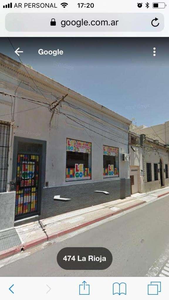 Alquilo Local Y Vivienda Centro Y Costa