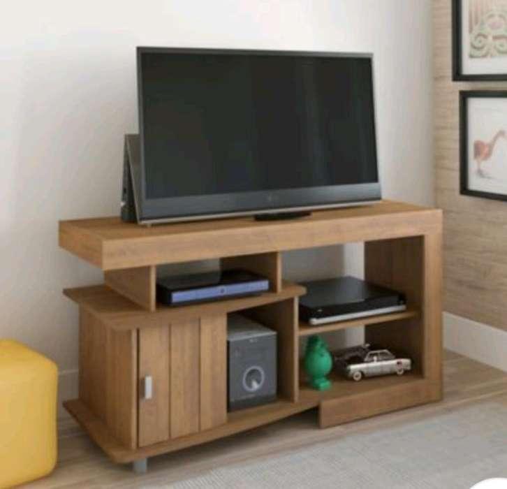 Vendo Mesa de Centro Y Mesa para Tv