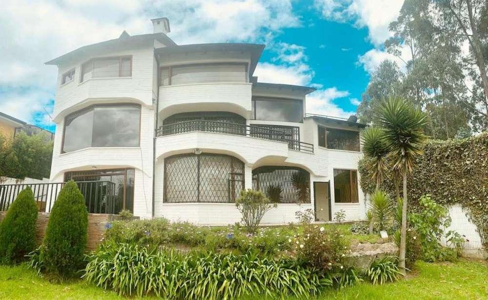 Campo Alegre, alquiler, mansión, 4 dormitorios, 750 m2 construcción, 1700 m2 terreno