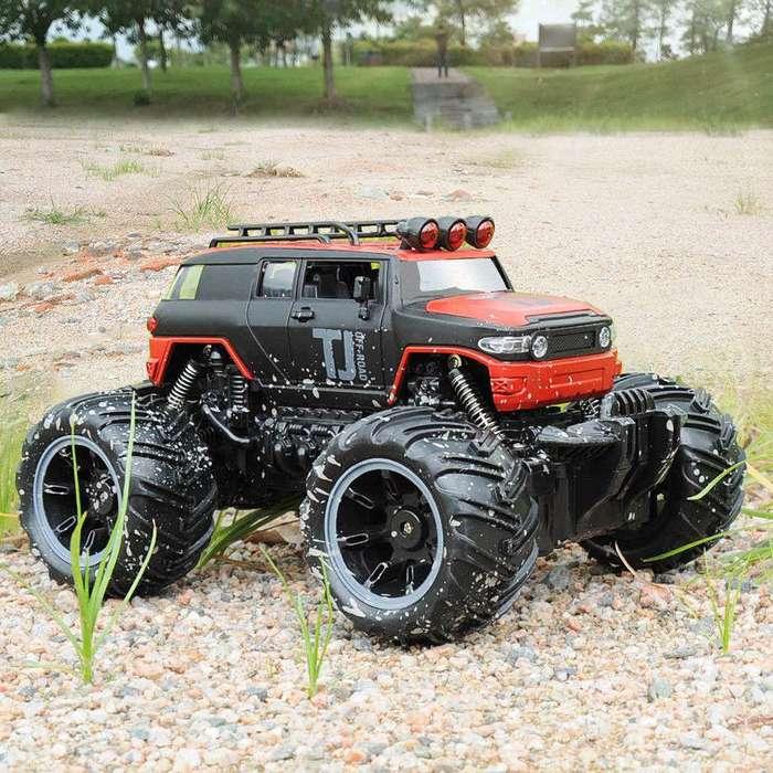 Carro RC Monster Truck 1:16