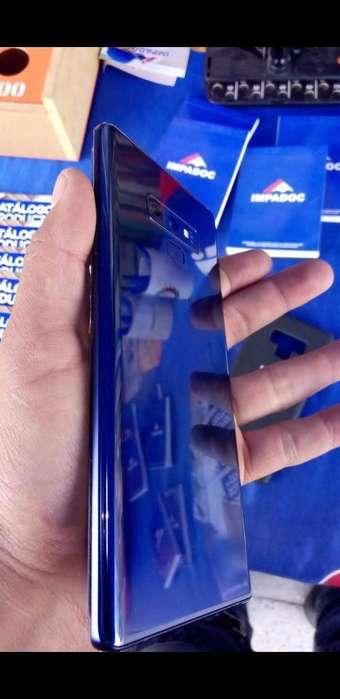 Galaxy Note 9 de 128gb Vendcambio Leer