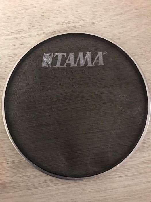 Mesh Head Parche Bateria Tama 8