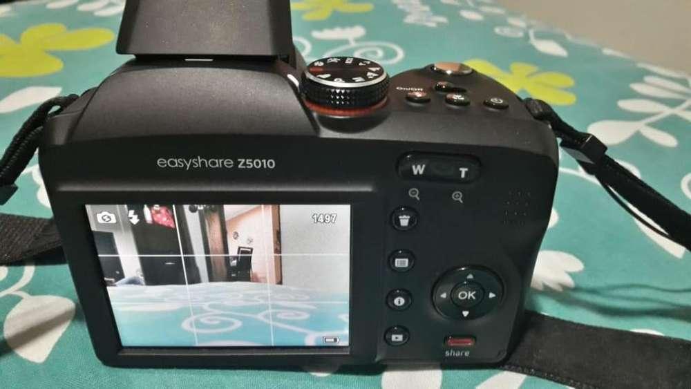 Camara Kodak Easyshare Z5010 21x Zoom