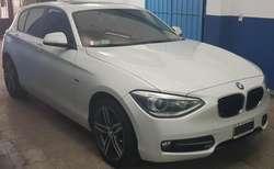 BMW 118D Diesel Sport 2013 Impecable, Titular. Rec men/Finan