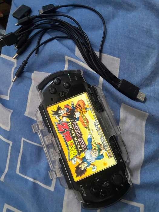 Psp Sony Flashada Y Conexion Wifi
