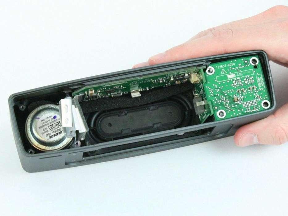 Reparación parlantes Bluetooth Bose Soundlink mini II & Soundlink Color