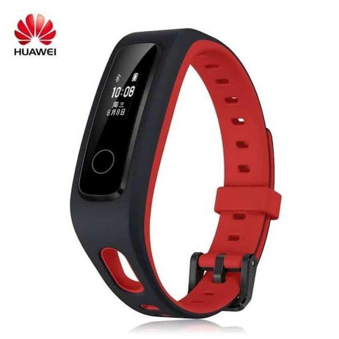 Huawei Band 4 Running