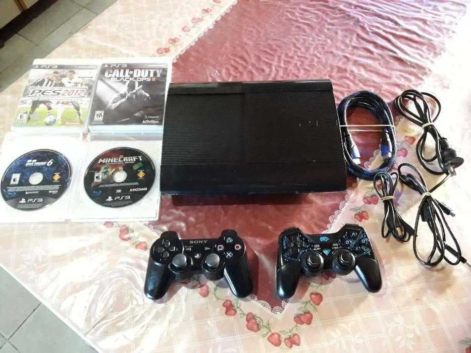 Vendo O Permuto Playstation 3