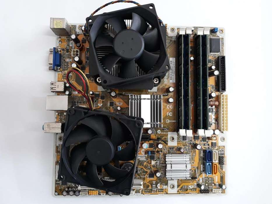 Mainboard HP 775