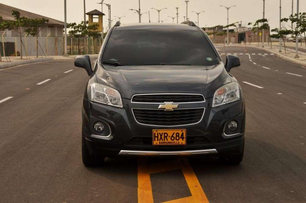 Chevrolet Tracker 2015 - 68500 km