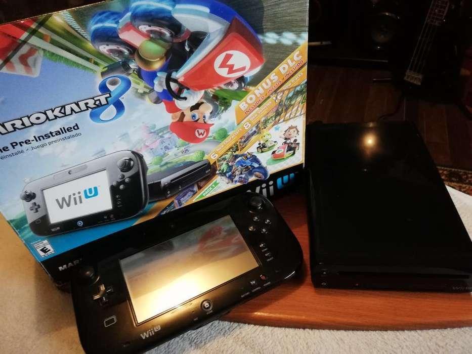 Vendo Wii U en Excelente Estado