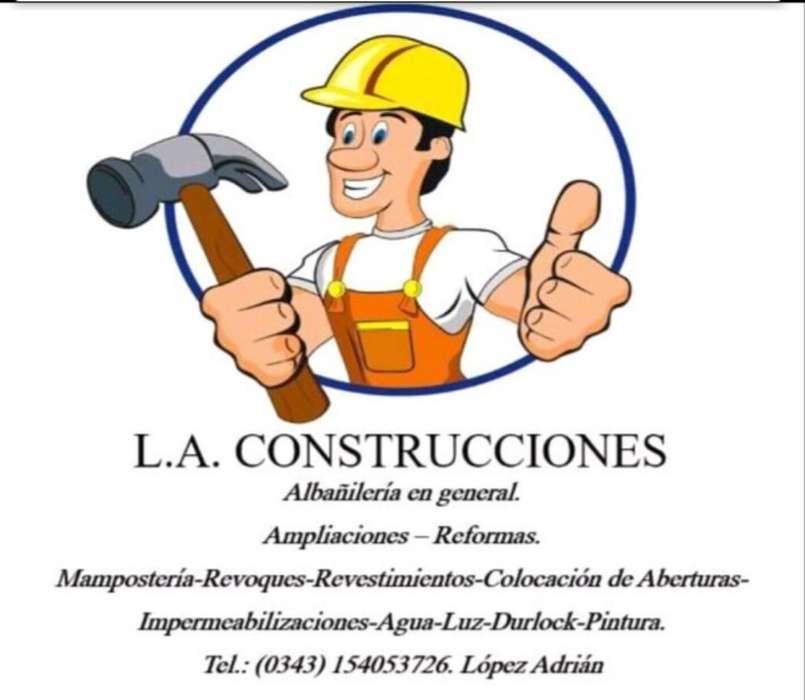 L.a. Construcciones.