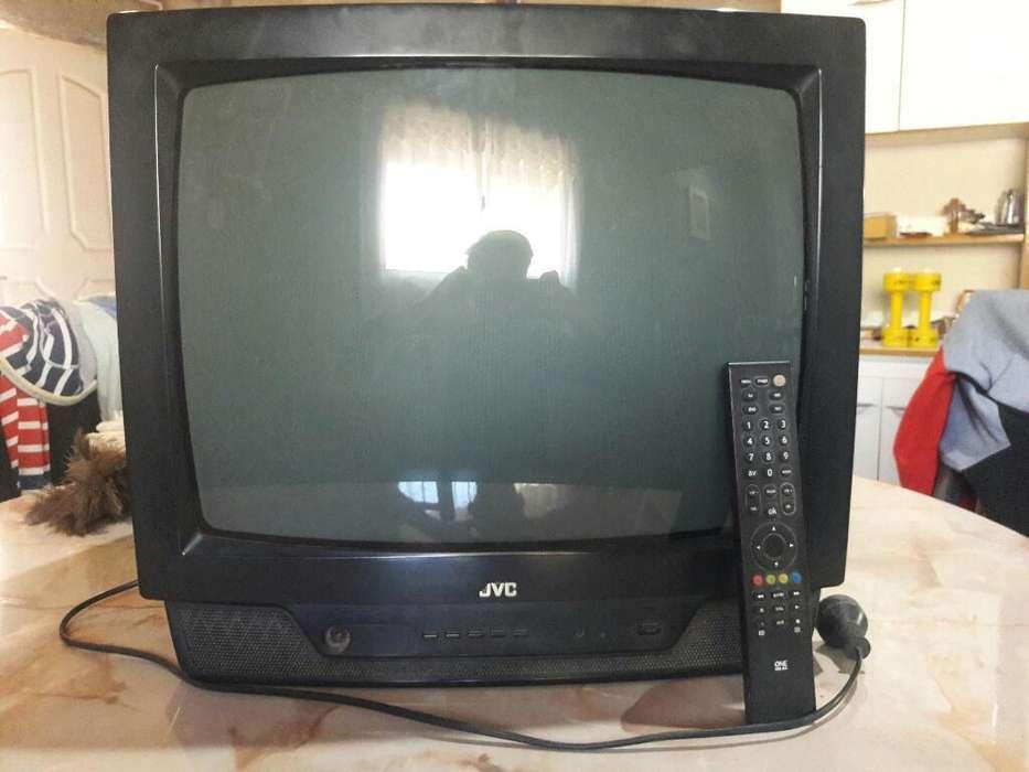 <strong>televisor</strong> Jvc en Perfecto Estado