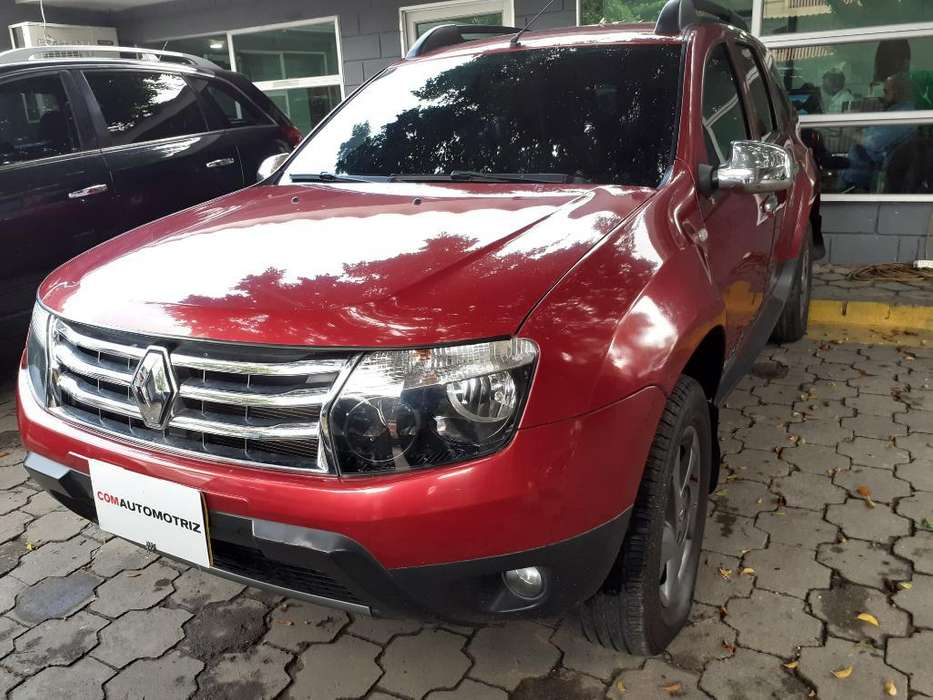 Renault Duster 2016 - 43000 km