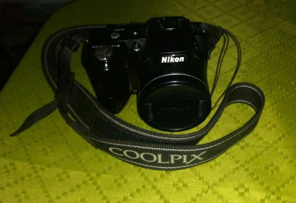 Nikon Coolpix Semi-profesional