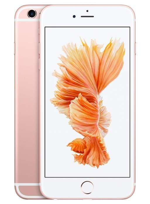 Celular Iphone 6s Plus 32gb Gold Rose