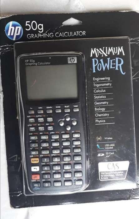 <strong>calculadora</strong> graficadora HP 50g