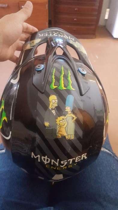 en Venta Casco para Bicicross O Moto