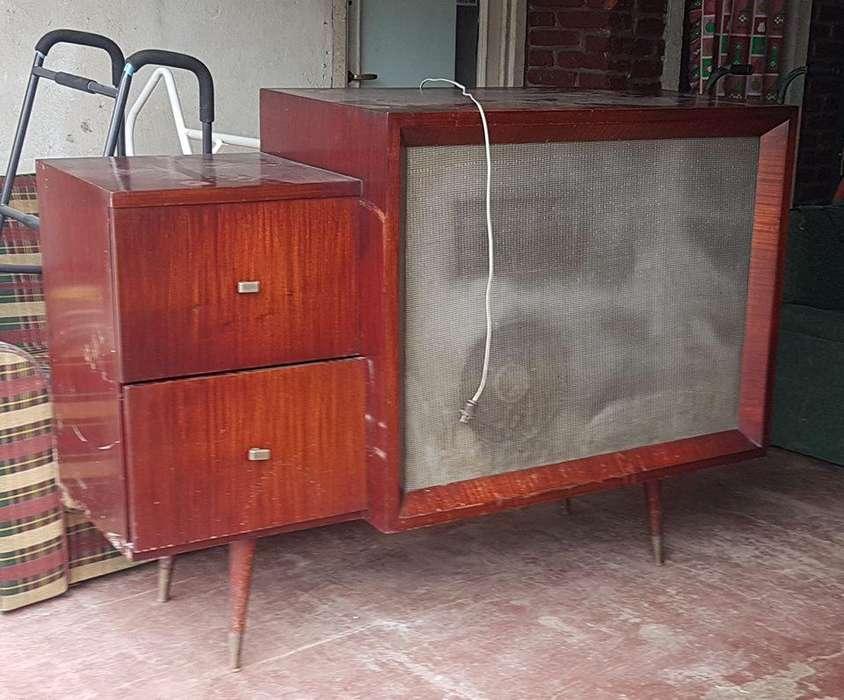 El Mejor Y Más Potente Combinado Diseño Retro Vintage 6000wa
