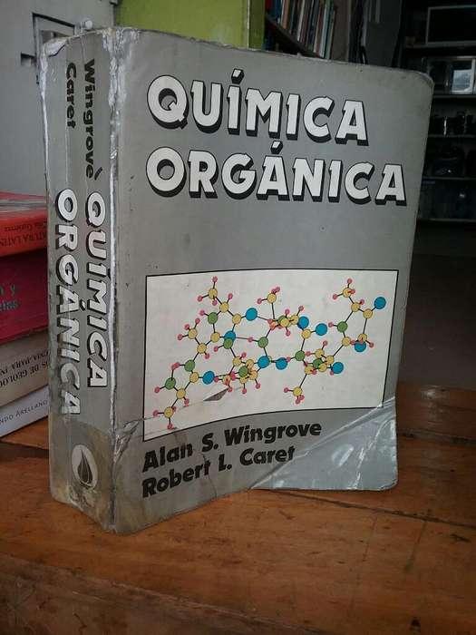 Quimica Organica Wingrove editoial harla