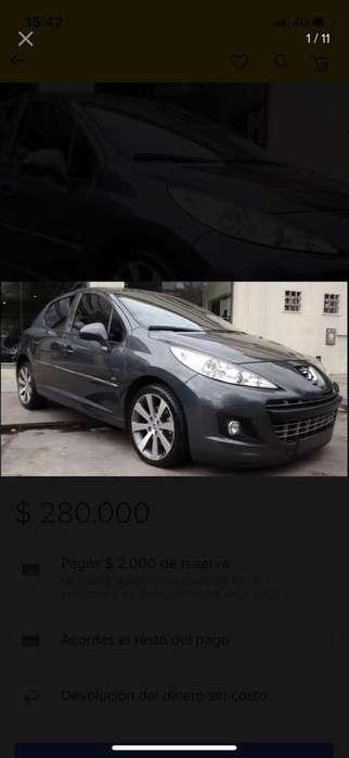 Peugeot 207 2011 - 69000 km