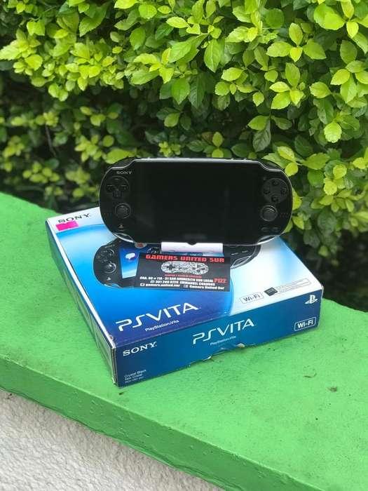 Ps Vita Original 2 Juegos