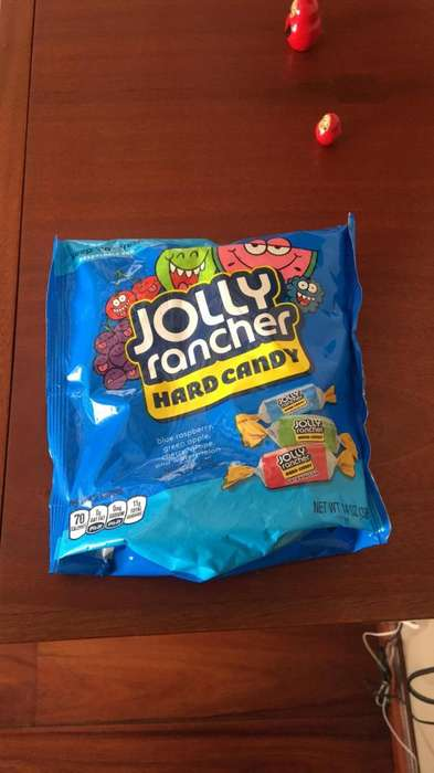Dulces Jolly Rancher