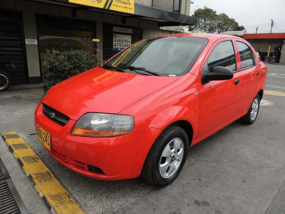 Chevrolet Aveo 2012 - 110000 km