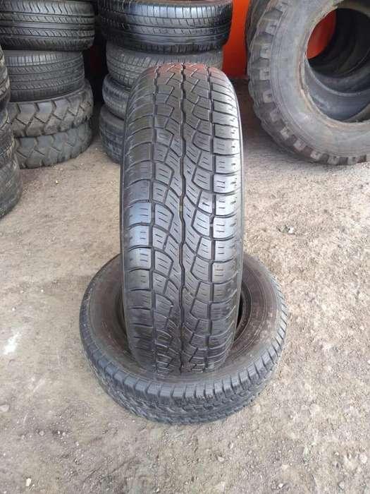 Neumático 205/70 r15 Bridgestone usado