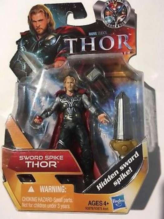 Thor Marvel Sword Spike Hasbro