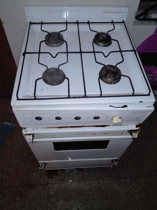 Cocina usada