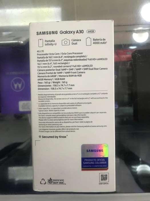 Samsung A30 de 64 Gb