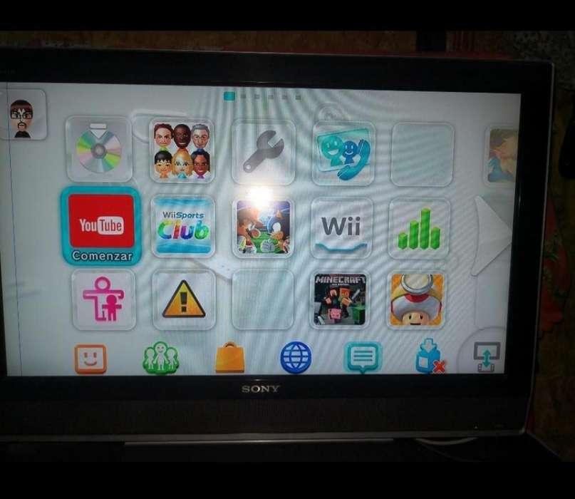 Wii U 32 Gb Original con Juegos