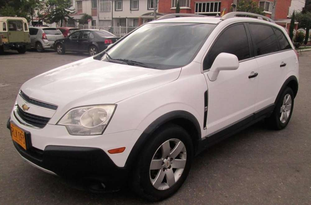 Chevrolet Captiva 2011 - 96000 km