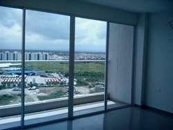 Arriendo apartamento comodo, excelente vista en abetos cartagena