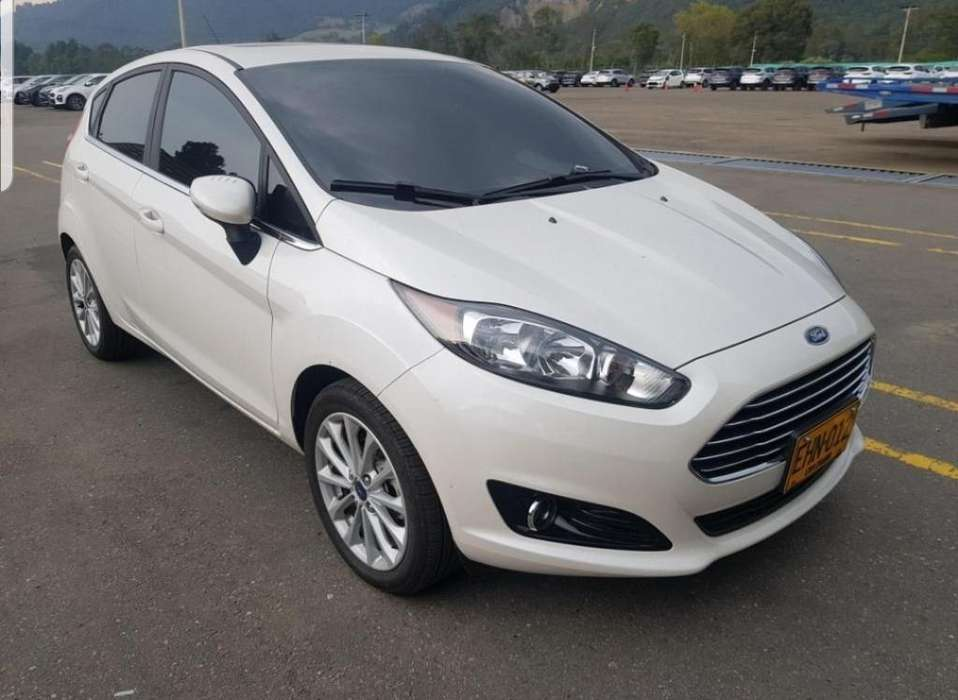 <strong>ford</strong> Fiesta  2017 - 17000 km