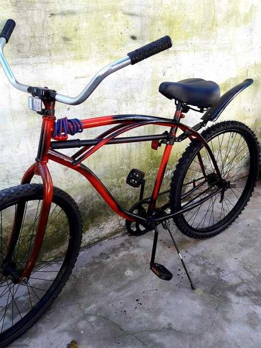 Vendo Bicicleta Playera R 26