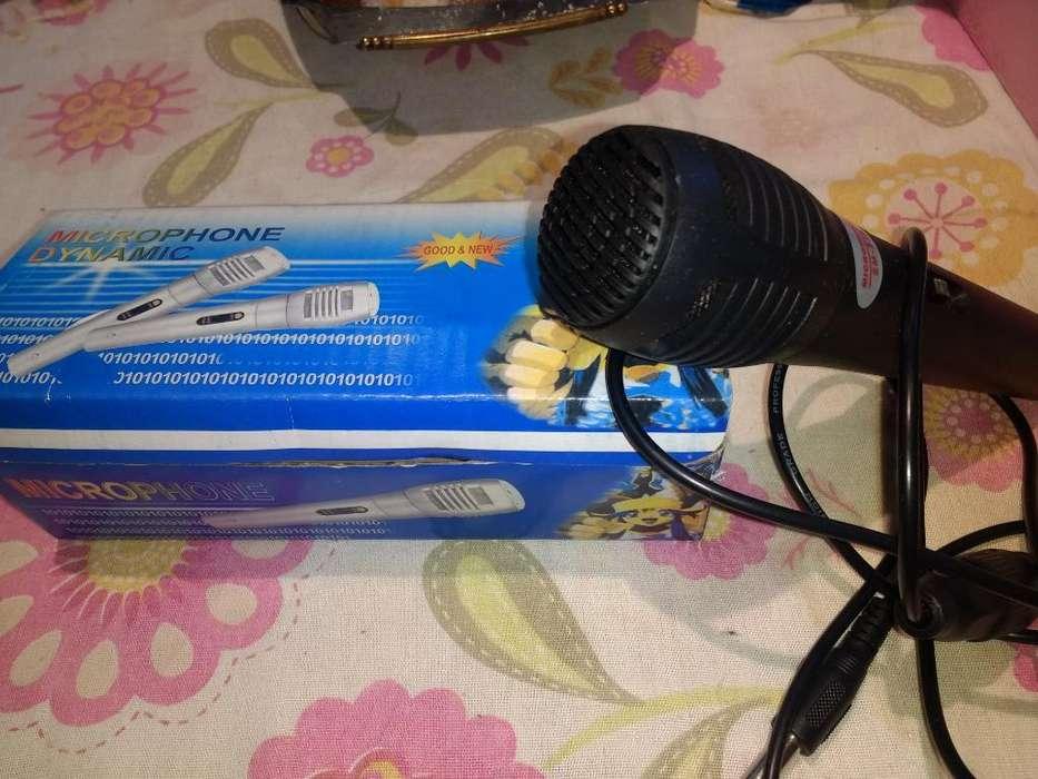 Microphone Dinamic500 Nuevo